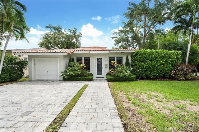 3315 Monegro St, Coral Gables, FL, 33134