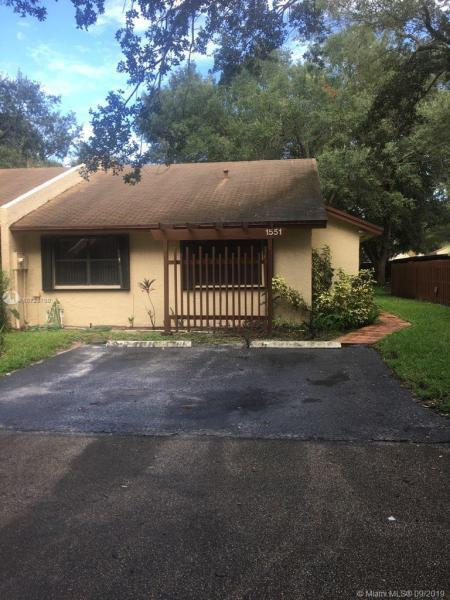1551 NW 96th Way, Pembroke Pines, FL, 33024