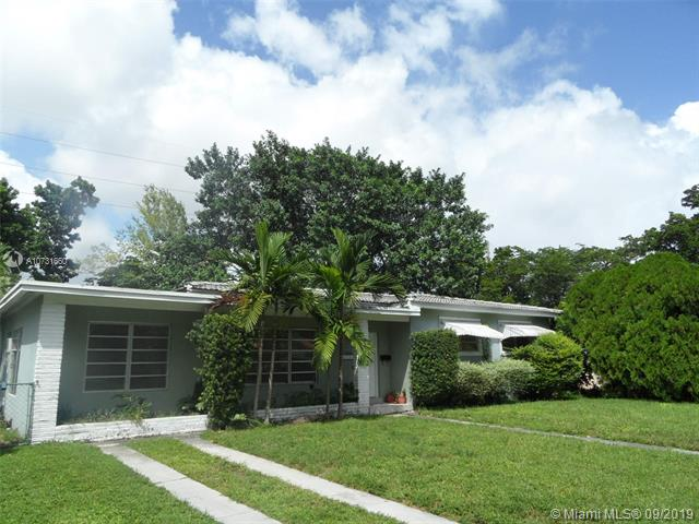 1121 Raven Ave, Miami Springs, FL, 33166