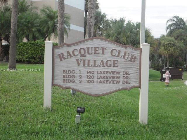 RACQUET CLUB APTS 3 AT BONAVENTURE 6 CONDO UNIT 111