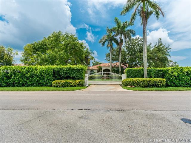6861 SW 136th St , Pinecrest, FL 33156-6968