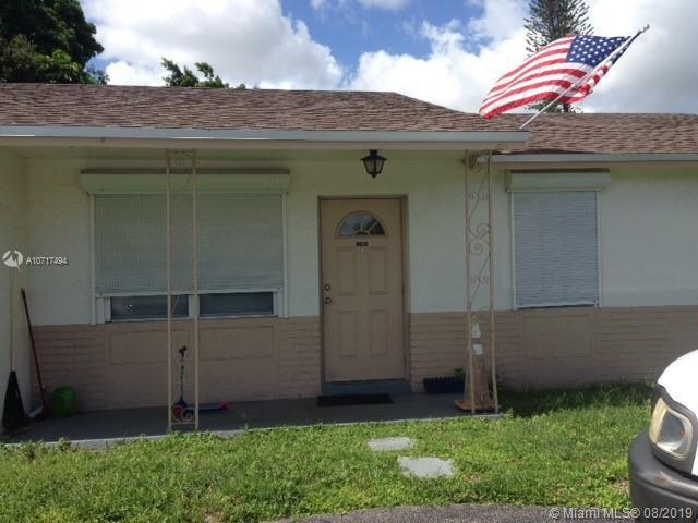 7815 SW 6th Ct, North Lauderdale, FL, 33068