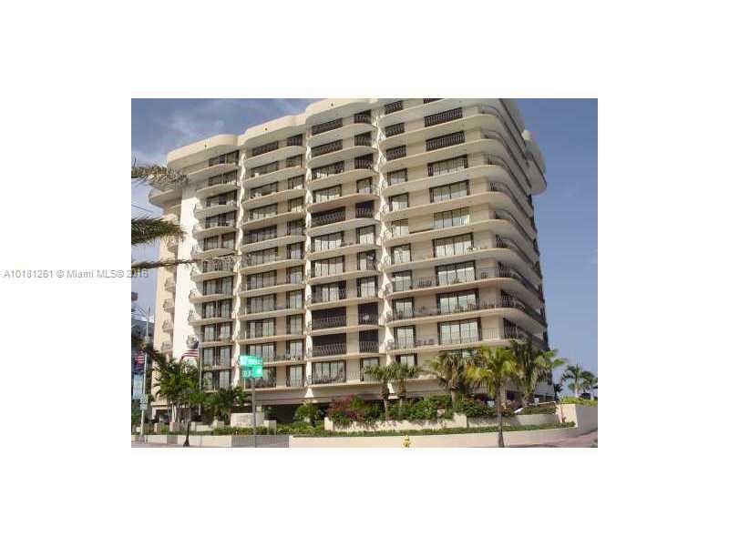 Surfside Residential Rent A10181261