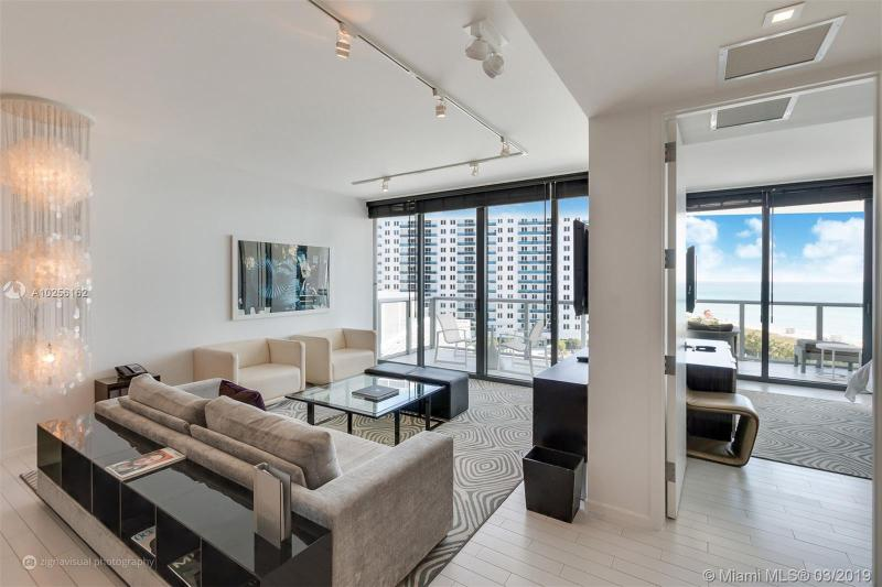 For Sale at  2201   Collins Ave #815 Miami Beach  FL 33139 - W South Beach - 1 bedroom 1 bath A10256162_4