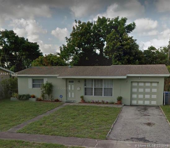 4001 NW 38th Ter , Lauderdale Lakes, FL 33309-4816