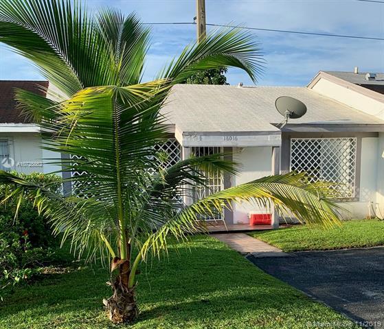 18016 NW 41 pl, Miami Gardens, FL, 33055