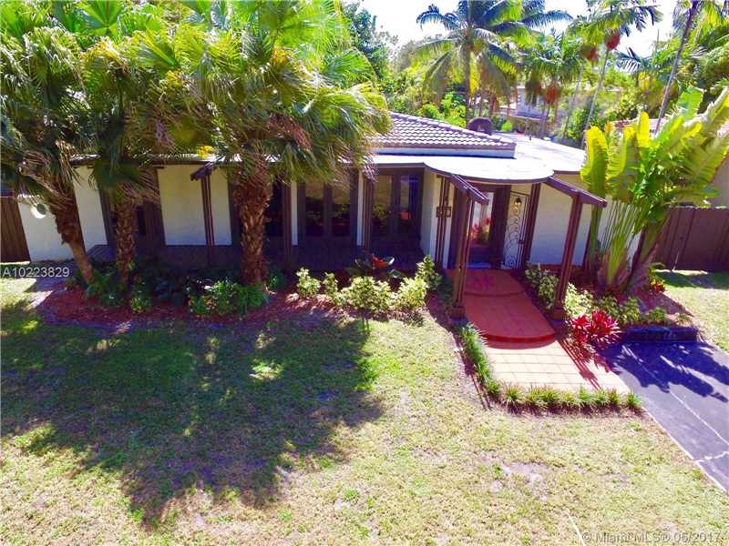 For Sale 1010 NE 120Th St Biscayne Park  FL 33161 - Priors Add 01 Biscayne Pa