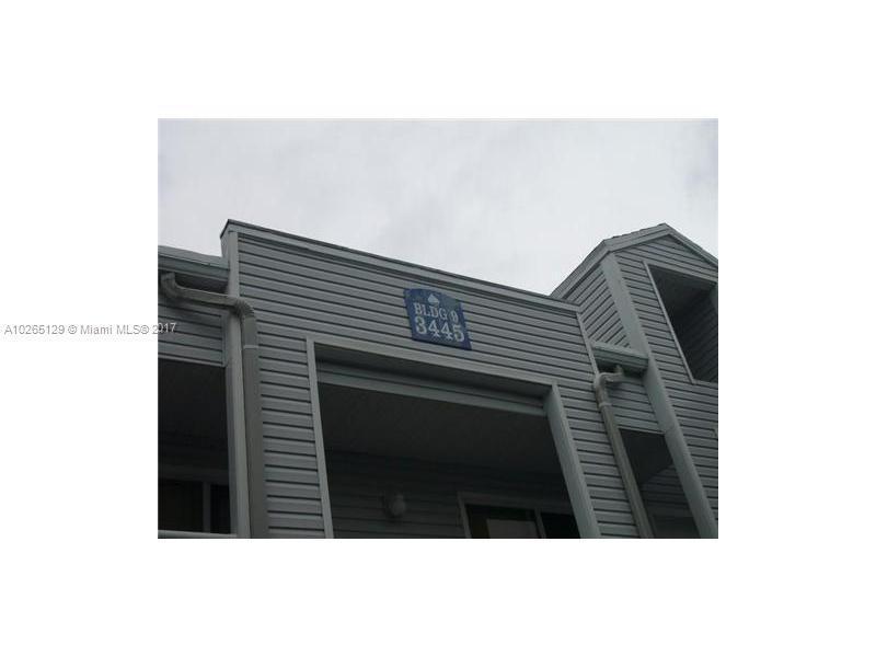 3445 NW 44TH ST  Unit 208, Oakland Park, FL 33309-
