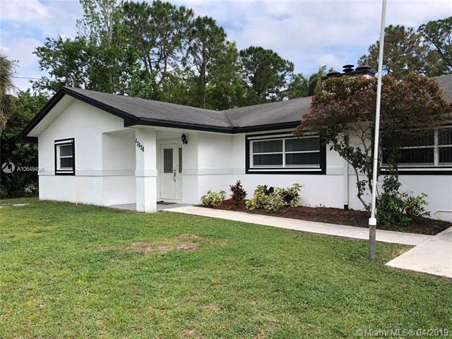 1711 Clydesdale Drive, Loxahatchee FL 33470-