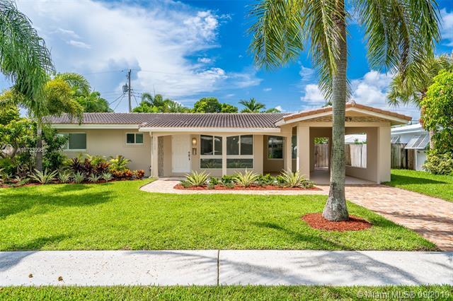 2124 NE 63rd Ct,  Fort Lauderdale, FL
