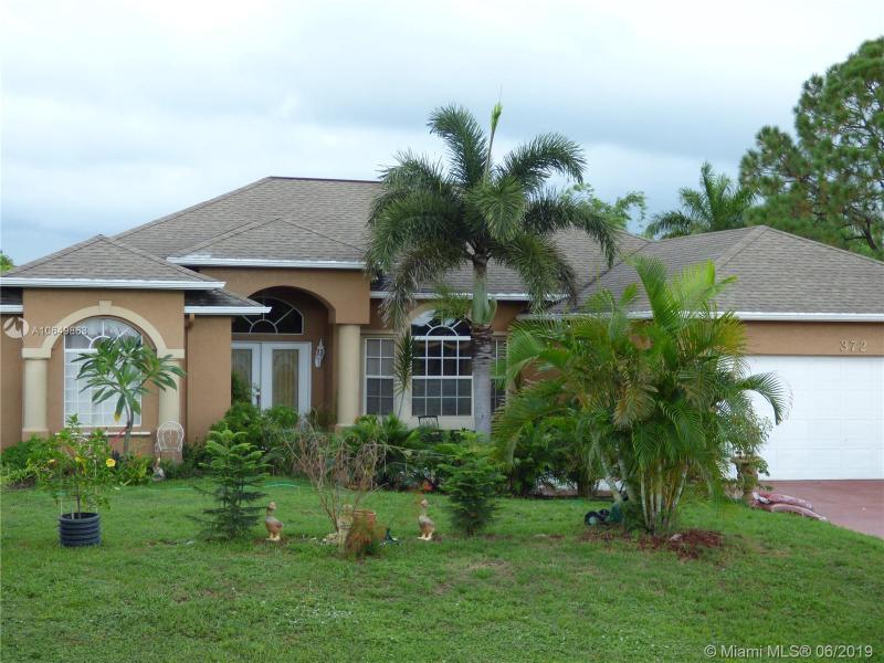 372 SW Kestor Drive, Port St Lucie, FL, 34953