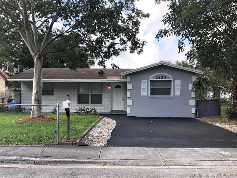 2830 NW 8 Court, Fort Lauderdale, FL, 33311