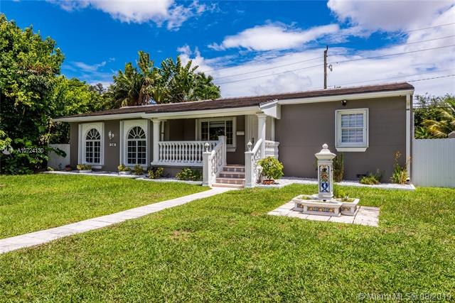 1245 Ludlam Dr, Miami Springs, FL, 33166