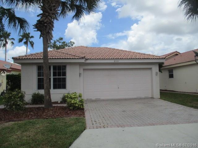 Coral Springs Single Family A10119597