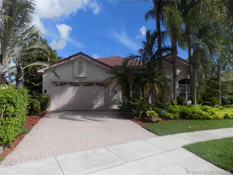 17416 7th St , Pembroke Pines, FL 33029