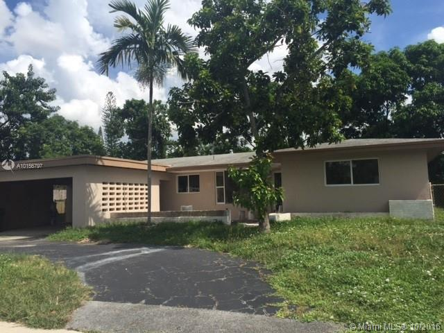 Fort Lauderdale Single Family A10156797