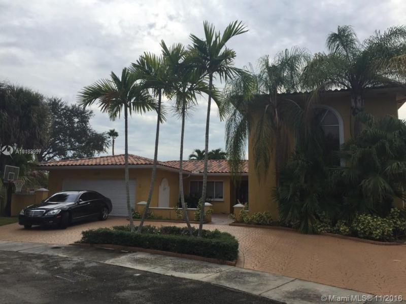 Miami Lakes Single Family A10183997
