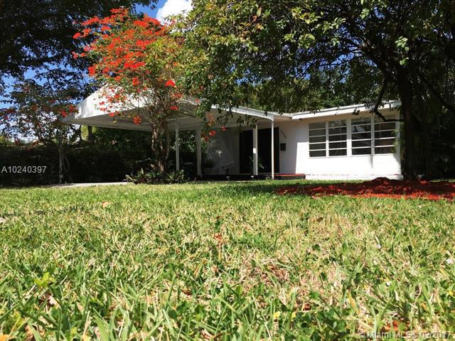 For Sale 1025 NE 120Th St Biscayne Park  FL 33161 - Priors 1St Addn To Biscay