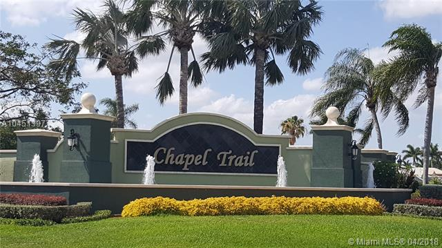 CHAPEL TRAIL REPLAT SEC T