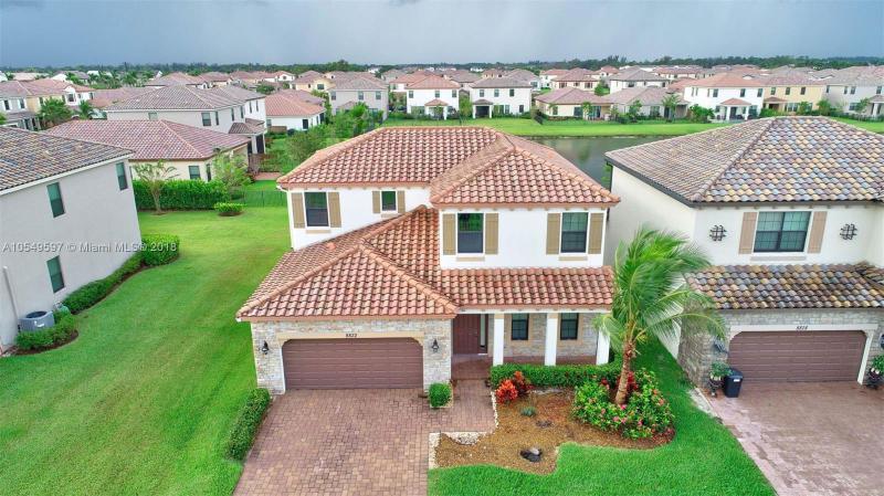 8909 Sea Chase Drive, Lake Worth FL 33467-
