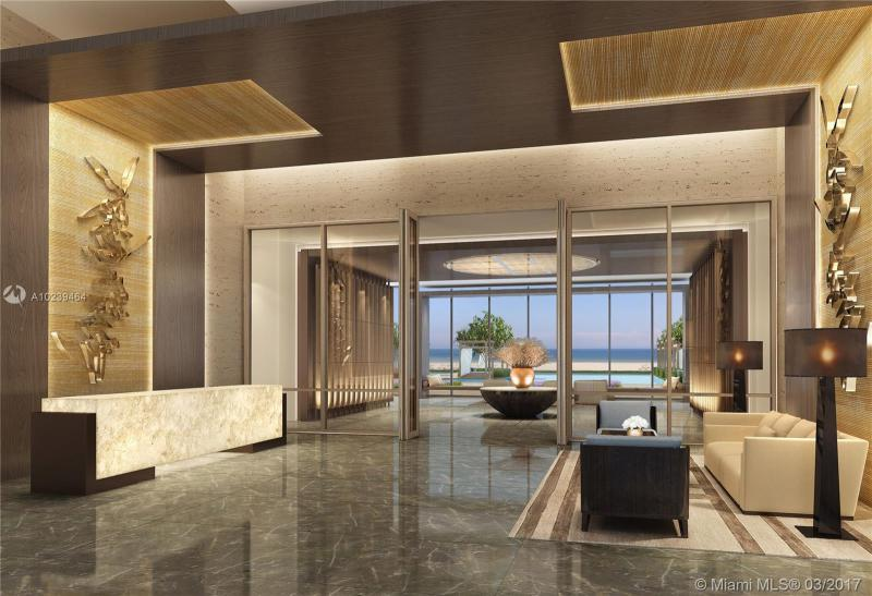 For Sale at  9349   Collins Ave #PH-02 Surfside FL 33154 - Fendi Chateau - 4 bedroom 7 bath A10239464_3