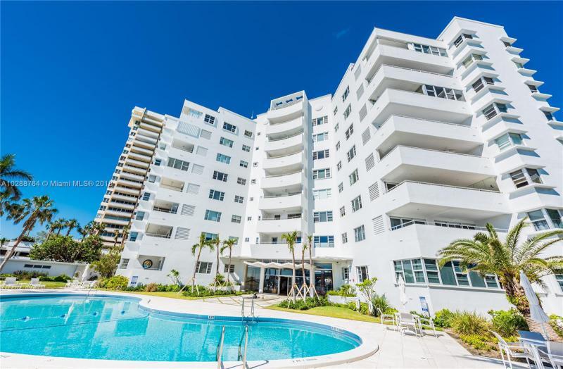 Belle Towers Condo - Miami Beach - A10288764