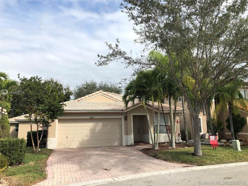 5340 NW 125th Ave , Coral Springs, FL 33076-3407