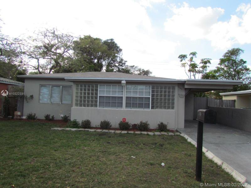 1532 Andrews Ave , Fort Lauderdale, FL 33311