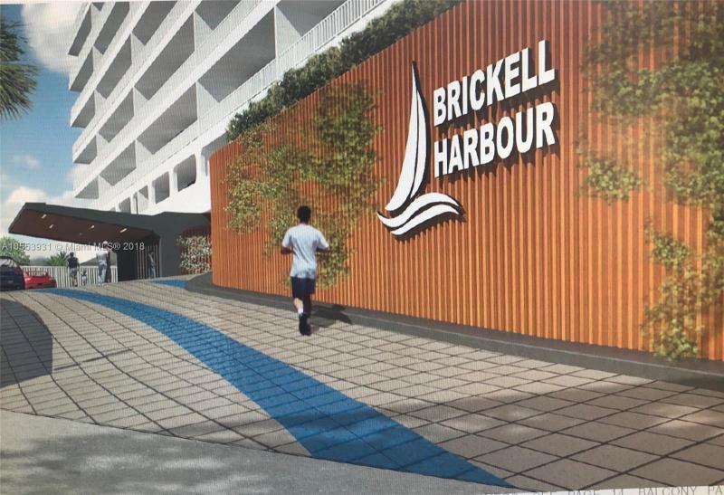 BRICKELL HARBOUR CONDO BRICKEL