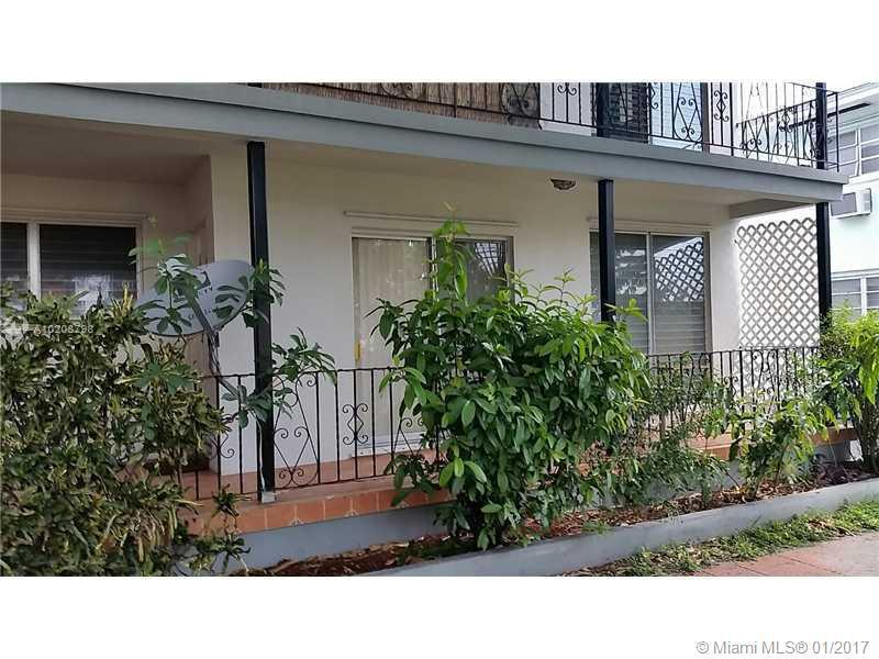 1316 105 ST  Unit 103, Miami Shores, FL 33138