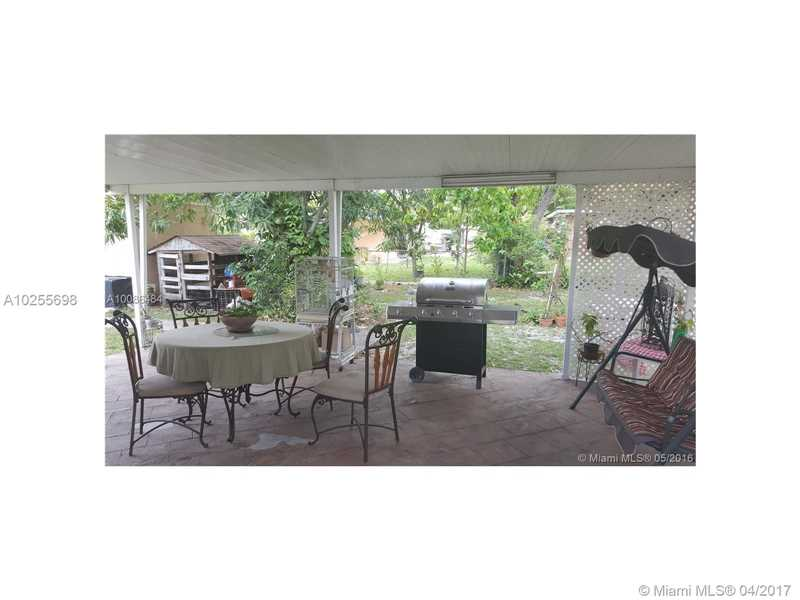 For Sale at  13760 NW 5Th Ave North Miami  FL 33168 - Nichols Heights - 2 bedroom 1 bath A10255698_11