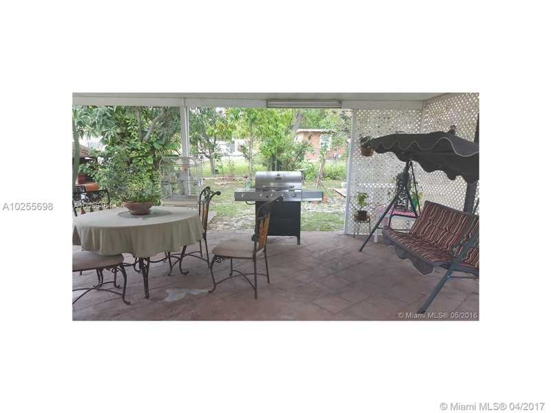For Sale at  13760 NW 5Th Ave North Miami  FL 33168 - Nichols Heights - 2 bedroom 1 bath A10255698_12
