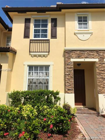 9257 SW 227 st  Unit 26, Cutler Bay, FL 33190-