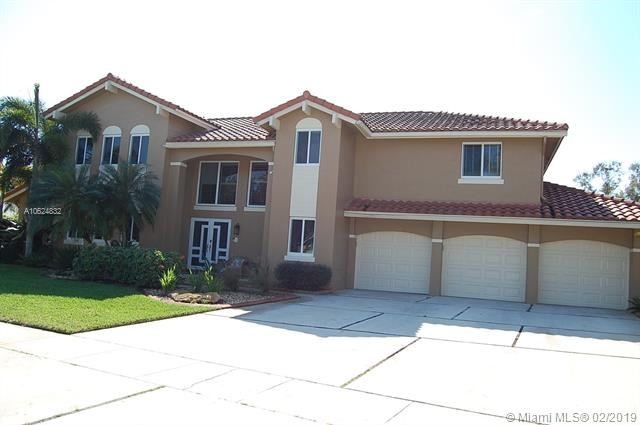 730 NW 195th Ave , Pembroke Pines, FL 33029-3272
