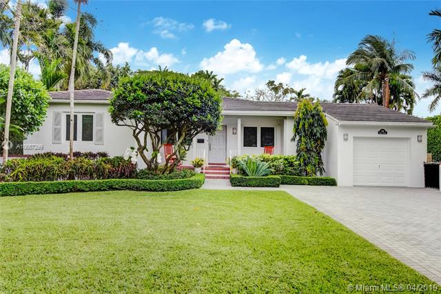 1116  Aduana Ave, Coral Gables in Miami-Dade County, FL 33146 Home for Sale