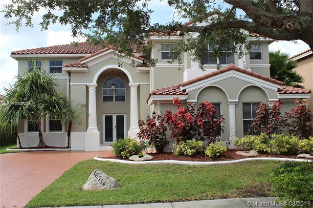 16714 SW 39th St,  Miramar, FL