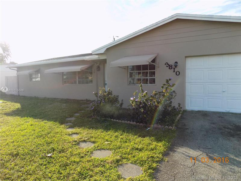 Lauderdale Lakes Single Family A10175566