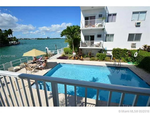 10002 E Bay Harbor Dr  Unit 16, Bay Harbor Islands, FL 33154-