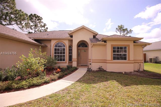PORT ST. LUCIE HOMES
