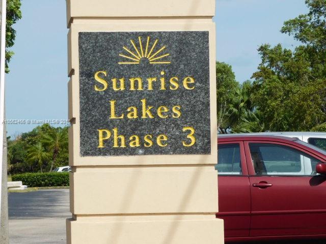 SUNRISE LAKES 120 CONDO Sunris
