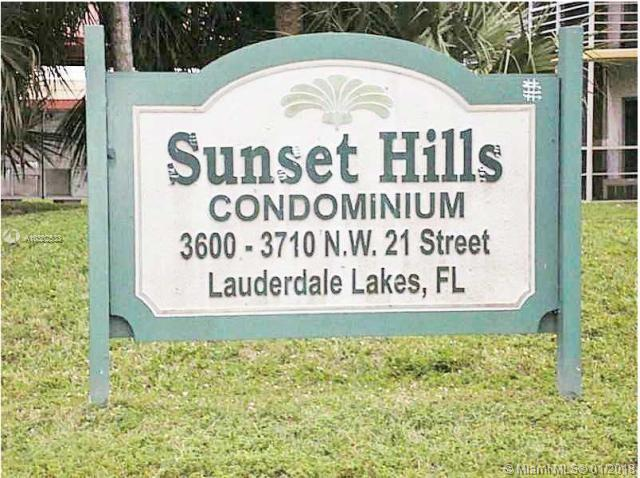 4848 NW 24th CT  Unit 310, Lauderdale Lakes, FL 33313-3359