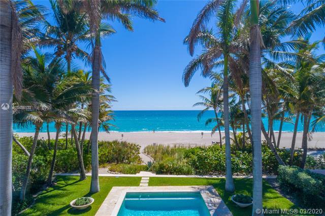 125 Ocean Blvd, Golden Beach, FL, 33160