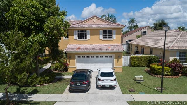 19227 NW 22nd St , Pembroke Pines, FL 33029-4607