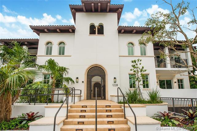 1228  Anastasia Ave  PH303, Coral Gables in Miami-Dade County, FL 33134 Home for Sale
