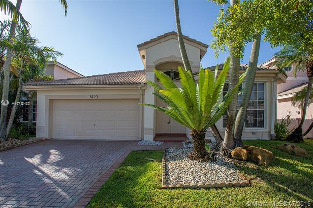 17490 SW 29th Ct,  Miramar, FL