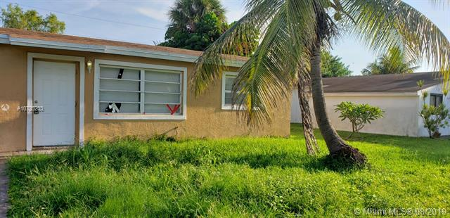4341 NW 59th Ct 4341, North Lauderdale, FL, 33319