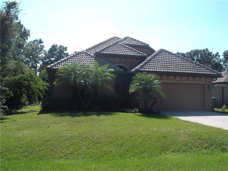 135  LINDA LEE,  ROTONDA WEST, FL