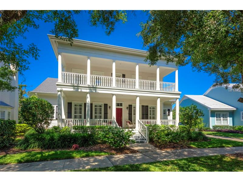 O5439001 Celebration Waterfront Homes, Single Family Waterfront Homes FL