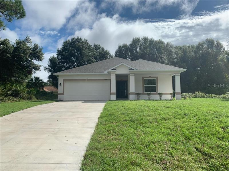 3414  CLEARFIELD,  NORTH PORT, FL