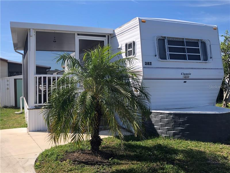 Homes for sale in the HOLIDAY TRAVEL PARK ENGLEWOOD ...